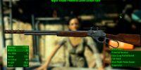 Экстра длинный ствол Оружие Моды для Fallout 4 / Фоллаут 4