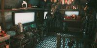 Убежище Аутфилд Дом Моды для Fallout 4 / Фоллаут 4