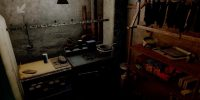 Убежище Красная Ракета Дома Моды для Fallout 4 / Фоллаут 4