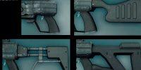 WH-77 Пулемет Оружие Моды для Fallout 4 / Фоллаут 4