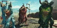 Больше разновидностей Когтя Смерти Геймплей Моды для Fallout 4 / Фоллаут 4