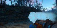 Штурмовой огнемет Оружие Моды для Fallout 4 / Фоллаут 4