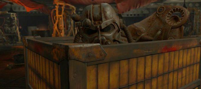 Переработка Придвена Локации Моды для Fallout 4 / Фоллаут 4