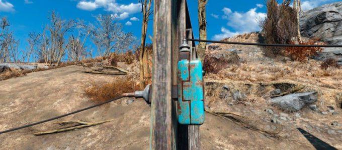 Сквозной электромонтажный короб +13 Геймплей Моды для Fallout 4 / Фоллаут 4