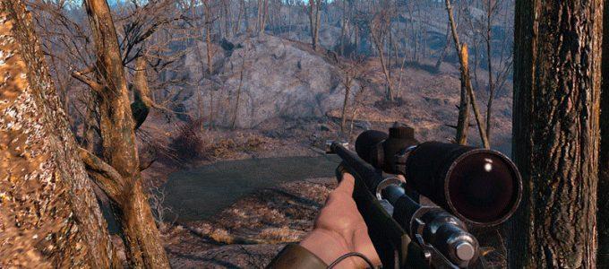 Автоматически опущенное оружие Моды для Fallout 4 / Фоллаут 4