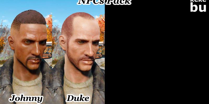 Измененные герои Атомные коты Моды для Fallout 4 / Фоллаут 4