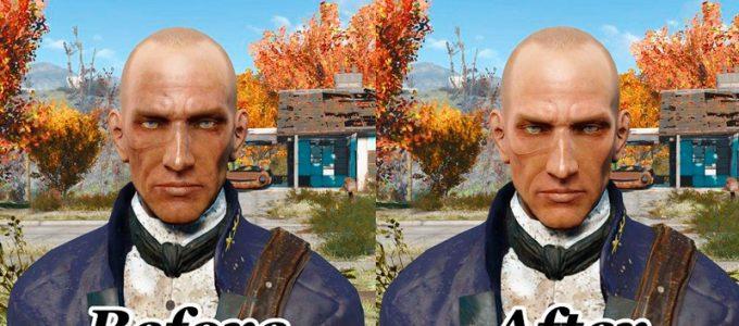 Измененные персонажи Замок Моды для Fallout 4 / Фоллаут 4