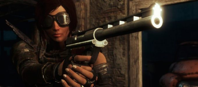 Автомаг .44 Оружие Моды для Fallout 4 / Фоллаут 4
