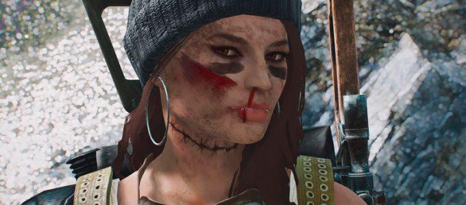 HD текстуры лиц Моды для Fallout 4 / Фоллаут 4