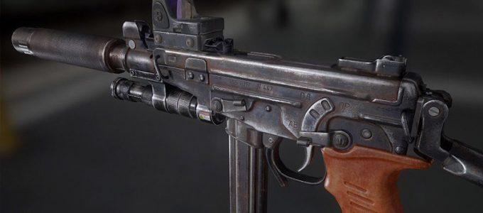 ОЦ-02 Кипарис Оружие Моды для Fallout 4 / Фоллаут 4