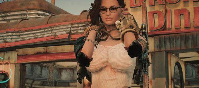 Снаряжение рейнджера Пустоши Броня Моды для Fallout 4 / Фоллаут 4