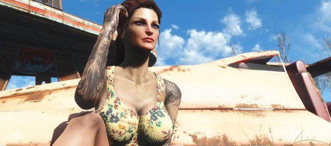 Цельсия пресет Моды для Fallout 4 / Фоллаут 4
