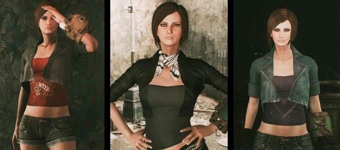 Костюм Пустоши Броня Моды для Fallout 4 / Фоллаут 4