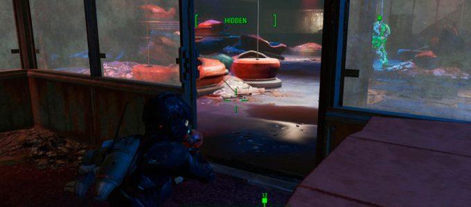 Фикс графических багов в DLC Nuka-World Моды для Fallout 4 / Фоллаут 4