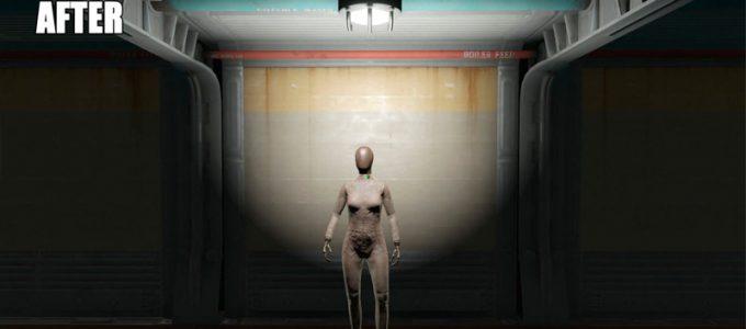 Фикс освещения в Vault-Tec DLC Моды для Fallout 4 / Фоллаут 4