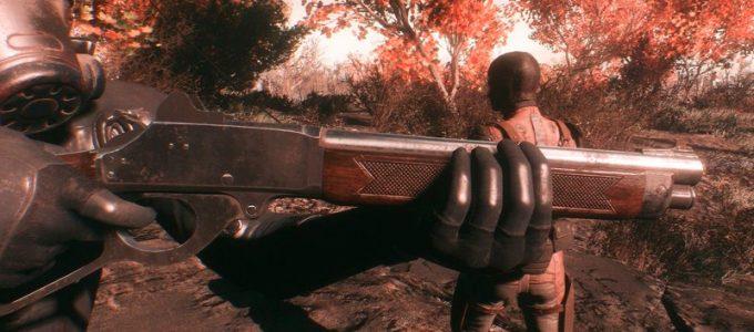 Фикс перезарядки карабина Оружие Моды для Fallout 4 / Фоллаут 4