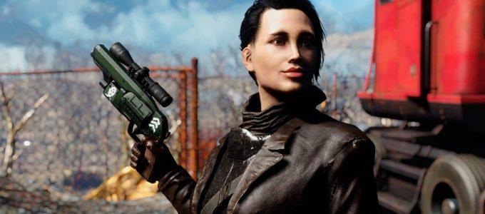 Револьвер .223 Оружие Моды для Fallout 4 / Фоллаут 4