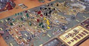 Настольные игры онлайн — восстановите силы в промежутках между Fallout